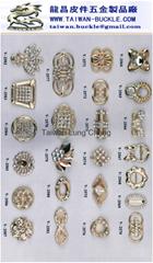 水鑽金屬飾品扣