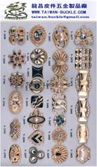 金属装饰扣 文具配件