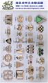 金屬五金飾扣,水鑽扣,銘牌 1