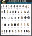 Shoelace clasp Wear buckle bell Metal
