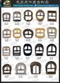 鞋類五金 服裝配件 皮件飾品 水鑽吊飾 皮包五金007