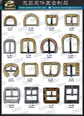 鞋釦五金 服装扣环 皮包五金  品牌吊饰 水钻饰品      017