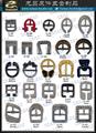 金属装饰扣镮 五金配件