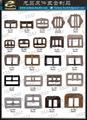 五金釦环 表扣 袋扣 带头 配件 皮件 1