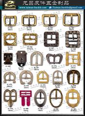 袋类五金 皮件饰品 狗釦配件 水钻吊饰 皮包釦环       023
