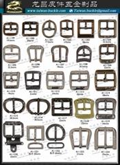 皮包皮革 皮帶頭  吊飾 五金 飾品 扣環 056