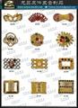 BELT BUCKLE accessories Rhinestone