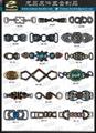 Túi xách phụ kiện kim loại belt buckle 3