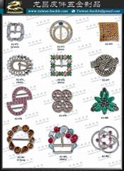 shoe belt buckle hand bag accessories
