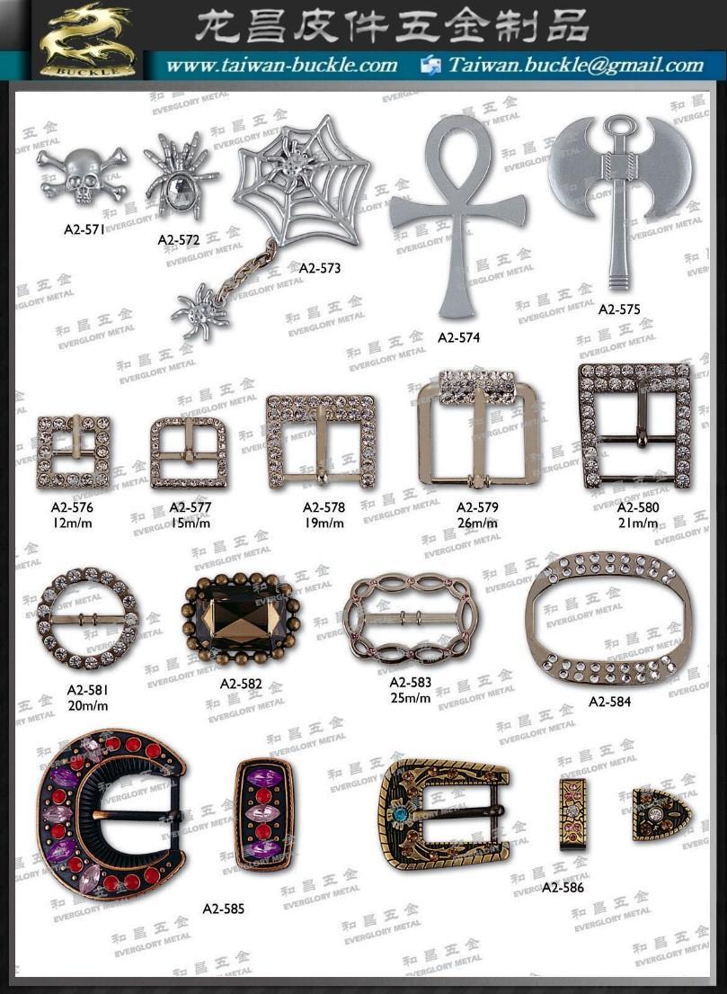皮包 水鑽 服裝 名牌 吊飾 五金 飾品 扣環 1