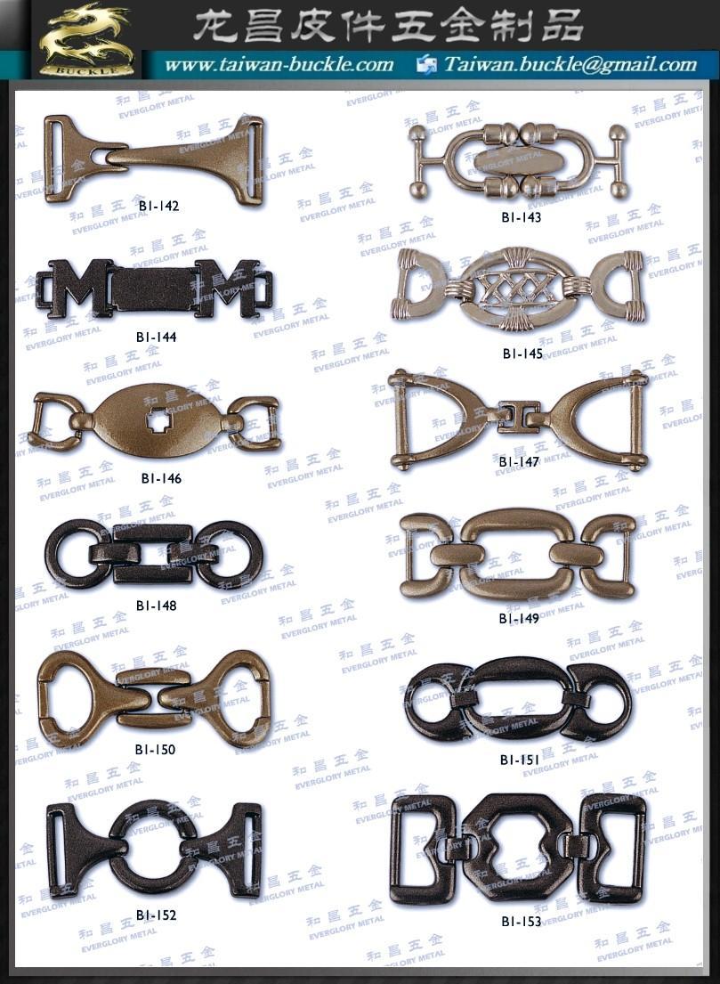 Túi xách phụ kiện kim loại belt buckle 1