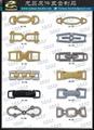 服装金属链条