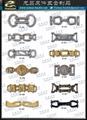 服装 鞋类配件 金属炼条