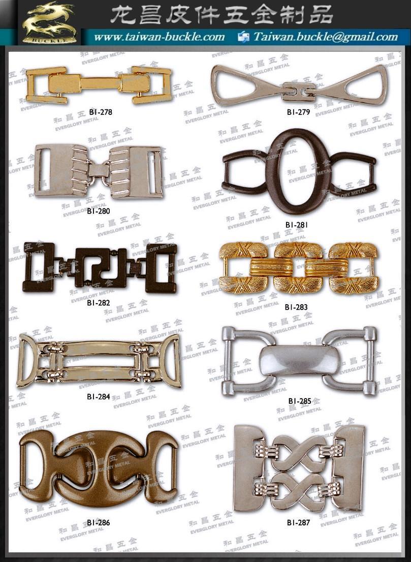 服裝 鞋類配件 金屬鍊條 1