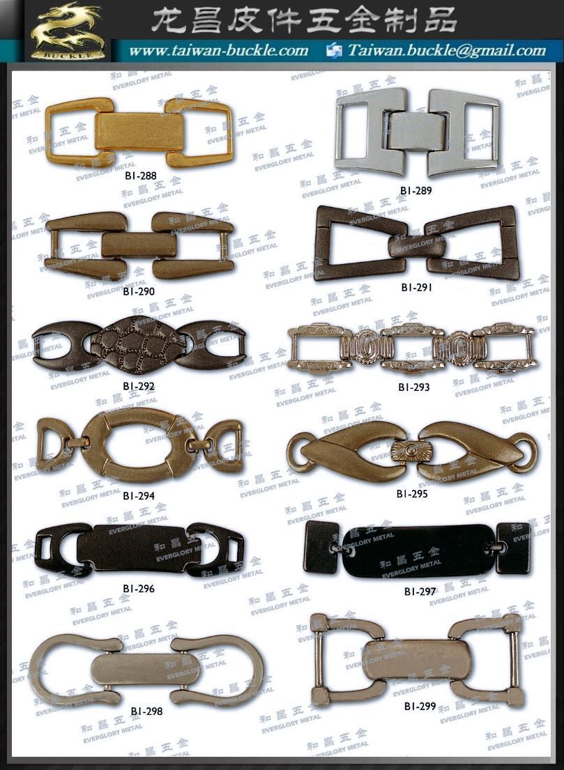 服装 鞋类 泳装配件 金属炼条 1