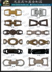 服装 鞋类 泳装配件 金属炼条