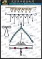 Túi xách phụ kiện kim loại belt buckle hook