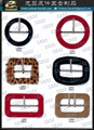 Leather garment accessories belt buckle hardware installation package