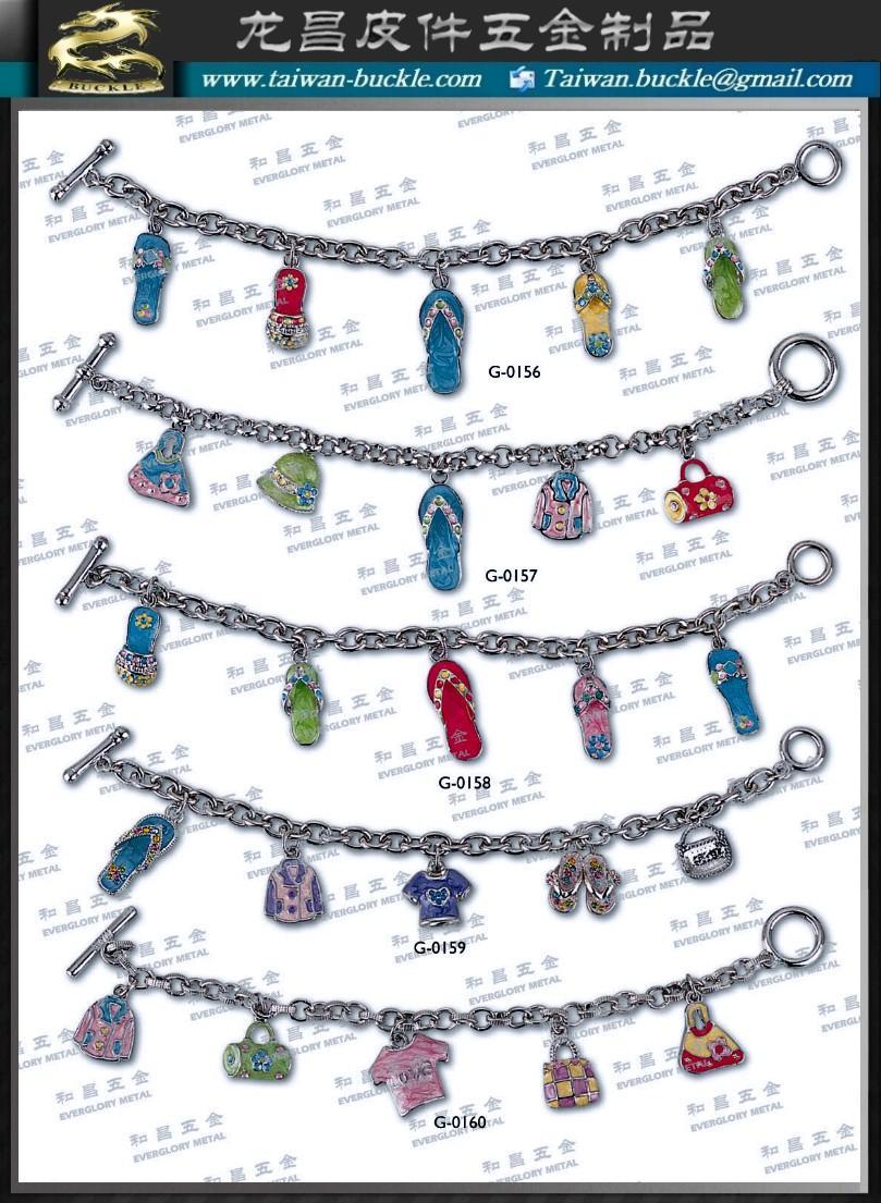 手链配件 金属吊饰  首饰品 吊饰 192 1