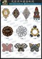 DIY26 English alphabet diamond charm