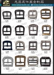 鞋类饰扣 皮件 服装 手提包 金属五金配件