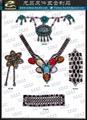 鞋类饰釦 服装配件 皮件五金 皮件饰品 水钻吊饰       025 3