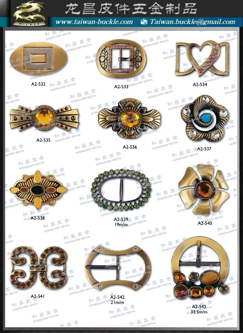 皮包 鞋飾 帶頭 品牌 吊飾 五金 飾品 扣環 055 3