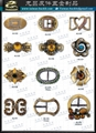 皮包 鞋飾 帶頭 品牌 吊飾 五金 飾品 扣環 055