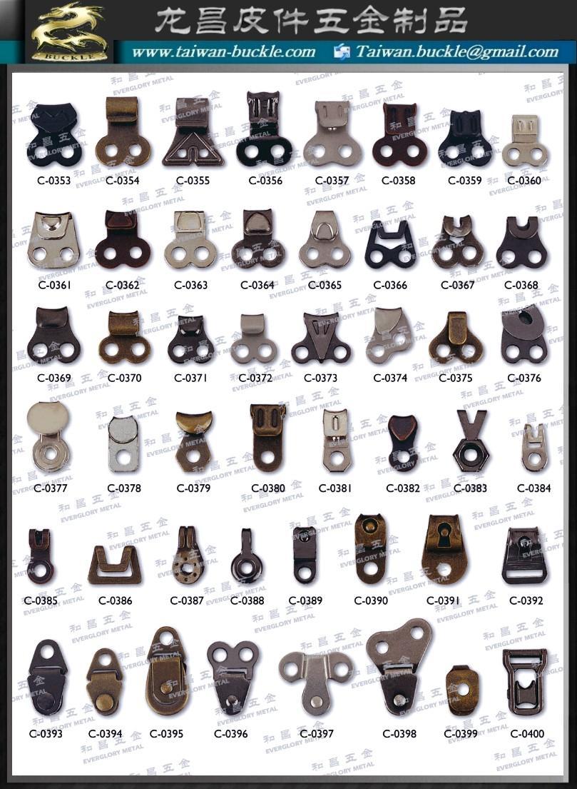 皮包皮革 皮帶頭  吊飾 五金 飾品 扣環 056 3