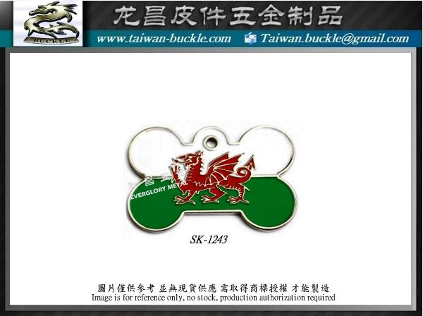 Customize your metal LOGO development design proofing manufacturing 1