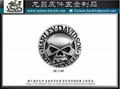 Customize your metal LOGO development design proofing manufacturing 3