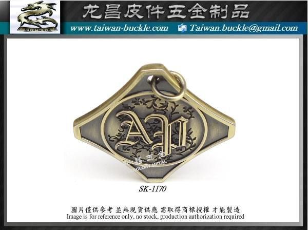Customize your metal LOGO development design proofing manufacturing 4