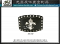 Pirate belt buckle made in taiwan
