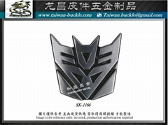 Transformers Robots in Disguise Belt buckle