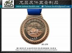 马拉松 路跑奖牌 金属吊牌