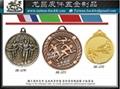 馬拉松 路跑獎牌 金屬吊牌   開發 設計 打樣 製造 2