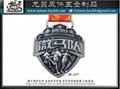 馬拉松 路跑獎牌 金屬吊牌   開發 設計 打樣 製造 4