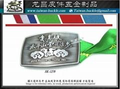 马拉松 路跑奖牌  开发 设计