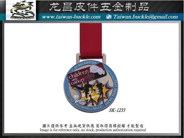 金属LOGO 完赛奖牌 吊牌 开发 设计 打样 制造 1