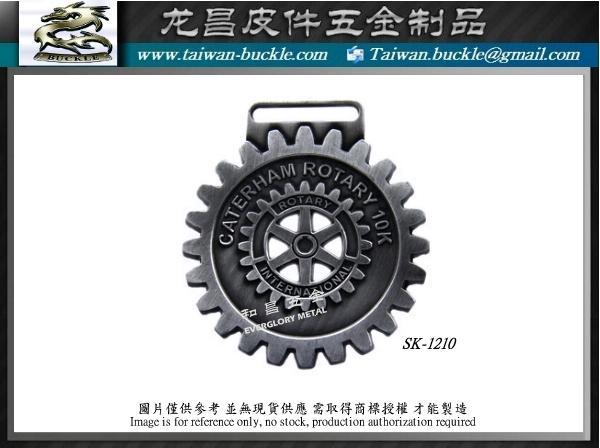 金屬LOGO 造型吊牌 五金銘牌 開發 設計 打樣 製造 3