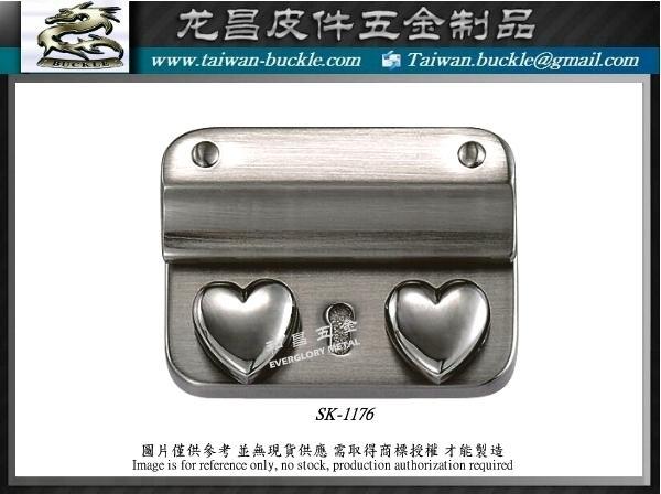 Metal tag custom Design production factory 3