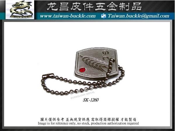 Metal tag custom Design production factory 4