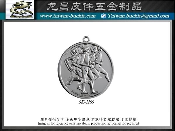 Metal tag custom Design production factory Metal brand accessories 1