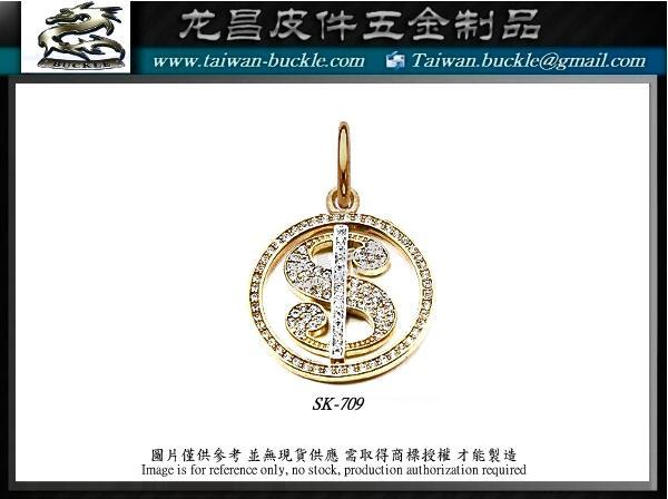 Metal tag custom Design production factory Metal brand accessories 7