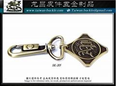 金屬LOGO 托特包 五金銘牌配件 開發 設計 打樣 製造