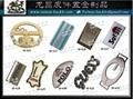 金屬LOGO 托特包 五金銘牌配件 開發 設計 打樣 製造 8