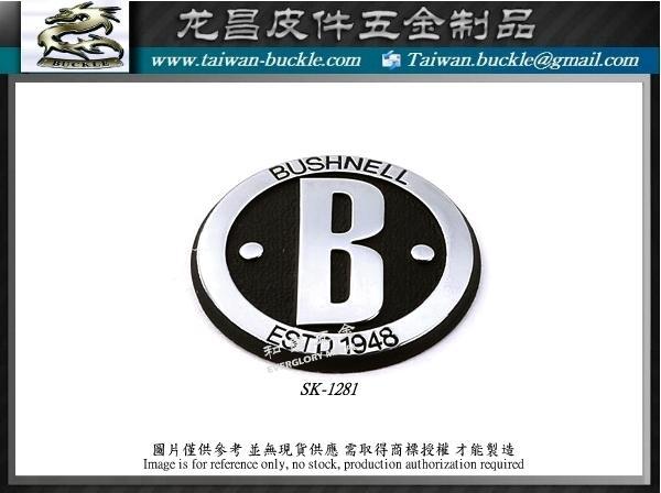 皮包 手提包袋 托特包 背包 五金Logo銘牌 配件 4