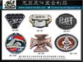 金属LOGO 皮件饰品 开发 设计 生产