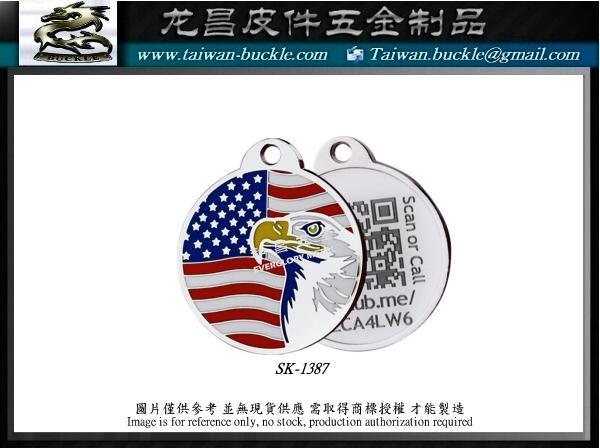 金属LOGO 皮件饰品  完赛奖牌 开发 设计 生产 2