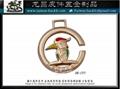 皮包 皮件五金 皮革飾品 完賽獎牌 訂做名牌LOGO